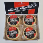 Protein-Cookies 80g 12 Cookies im Display